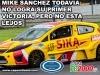 Mike Sánchez todavía no logra su primer triunfo