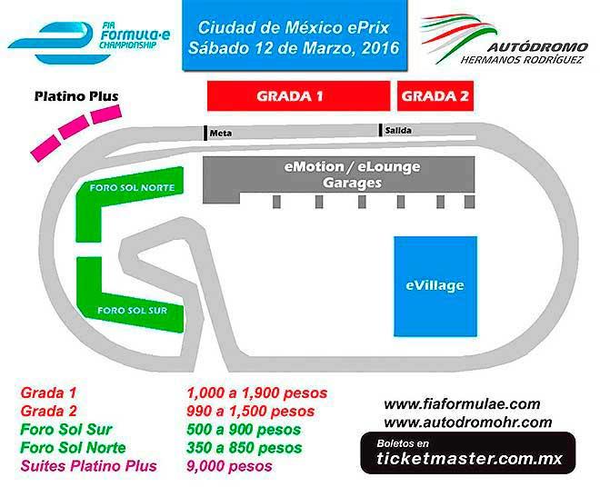 Aut dromo hermanos rodr guez for Puerta 2 autodromo hermanos rodriguez
